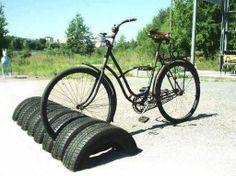 tires and bikes