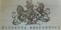 La Gazzetta Britannica: cronaca di un tassello di storia