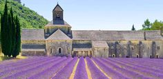 """10 Stunning Travel Destinations You Might Not Know// AIX-EN-PROVENCE, FRANCE  Sure, Paris is great. But tacking on an extra couple of days (when the lavender is in bloom) to bike through Provence is très """"you've got to be kidding me."""""""