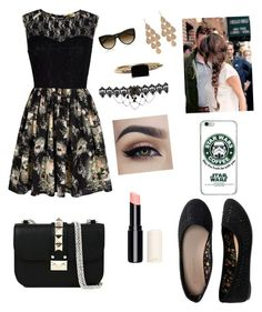 """""""Untitled #17"""" by jaysen-martin on Polyvore featuring beauty, Mela Loves London, LUMO, Valentino, Irene Neuwirth, Aéropostale and Michael Kors"""
