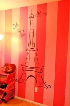 Parisian, French, Paris, Pink, Pink and black Birthday Party Ideas | Photo 1 of 42 | Catch My Party