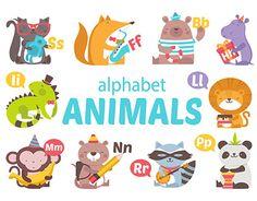 "Alphabet ""Animal"" : ..."