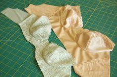 Bra Making Sewalong -- lots of links to patterns