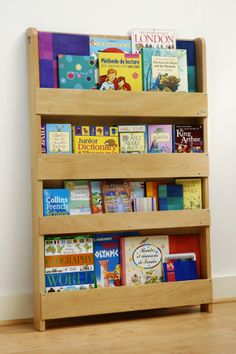 Children S Bookcase And Book Storage In Clear For 20 Off Follow This Link Http