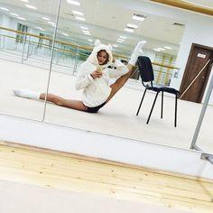 Hermosa y el bello arte de la gimnasia rítmica ...