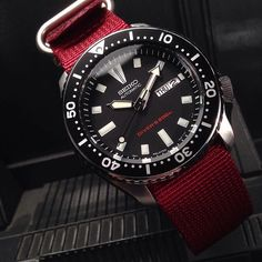 Seiko - Skx173 matches the Diver's 200m on the dial