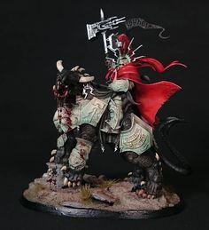 Stormcast Eternals of the Immortal Tribunal - #AgeofSigmar #BlackSloth #Fantasy