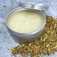 Keeping your skin well-moisturised and calm after a shave is important to prevent irritations and redness. This tutorial will show you how to create an all-natural aftershave balm, which is soothin… Gentlemans Club, All Natural Cleaners, Solid Shampoo, After Shave Balm, Beard Balm, Soap Making, Good Skin, Shaving, The Balm