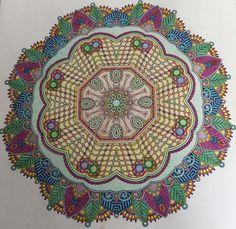Enige echte mandala kleurboek nr.1-2