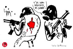Loïc Sécheresse #JeSuisCharlie #CharlieHebdo