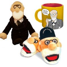 for son Zach, who begins his medical residency in psychiatry in June, 2015!!  Freud Set With Medium Slippers, $39, now featured on Fab.