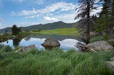 Windebensee im Biosphärenpark Nockberge. Wanderurlaub in Kärnten im Sporthotel Frühauf. Mountains, Nature, Travel, National Forest, Hiking, Naturaleza, Viajes, Destinations, Traveling