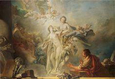 Πυγμαλίων και Γαλάτεια 1767