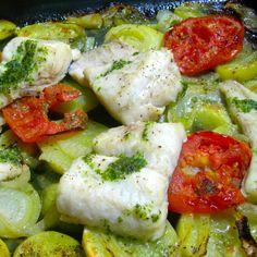 Qué pescado tan suculento y seguro que muy sabroso. #dulceosalado