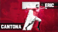 The King - Eric Cantona Man Utd Fc, Eric Cantona, Manchester United Football, Man United, The Unit, King, Club, People, Legends