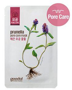 Goodal Prunella Pore Care Mask 085 Fluid Ounce -- AMAZON Great Sale