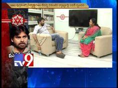 Pawan Kalyan political interview - Tv9 exclusive