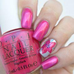 OPI Color Paints Pen & Pink