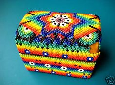 BEADED BOX #1 FOR ANYTHING