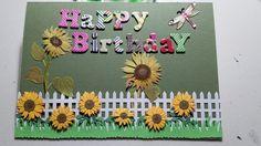 Birthday card for my friend Karen Lee 2017