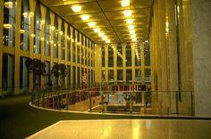 WTC Lobby Interior Mezzanine. #worldtradecenter