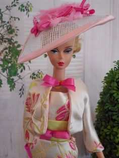 "OOAK Silkstone Vintage Barbie Handmade 12"" Fashion Royalty Poppy Parker / Mary #Unbranded"