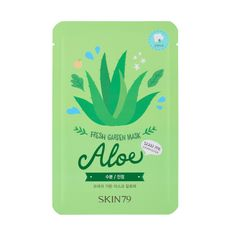 Skin79 Fresh Garden Mask - Aloe