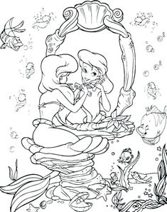 Princess Disney Coloring Pages Princess Coloring Four Princess
