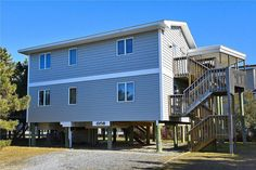 Available for Weekly rental 8/22. 4 Bedrooms and 2.5 baths in the ocean block. Located in South Bethany in the Sandpiper Village community.  Call Crowley Associates Realty for details - 1800-732-7433