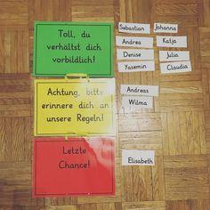 Angelehnt an das altbewährte Ampel-Smiley-System habe ich für die diesjährigen 6. Klassen diese Alternative entworfen. Ihr könnt euch diese Vorlage kostenlos bei @lehrermarktplatz herunterladen! Viel Freude mit dem Material Die Namen sind frei erfunden! #lehrermarktplatz #lehrerfolgenlehrern #lehrer #lehrerin #lehrerkram #lehrerinnen #klassenlehrer #klassenlehrerin #klassenlehrerinnen #klassenraum #klassenzimmer #grundschule #grundschullehrer #grundschullehramt #grundschullehrerin #grun...