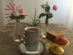 sabah ve kahve
