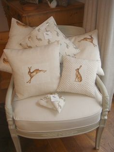 Cushions by VH Designs