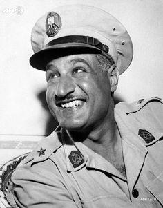 President  Nasser 2nd President of  Egypt .