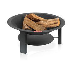 Brasero Moderne (Diamètre: 75cm) de Barbecook - Nathalie Lavirotte Barbecue, Fire Basket, Camping Stove, Inspireren, Leroy Merlin, Product Design, Baskets, Garden, Products