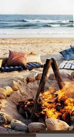 Fixed Fire sign Leo is the warm inviting camp fire of summer. Spread the love on the beach with an exciting, entertaining Leo-fest fire!
