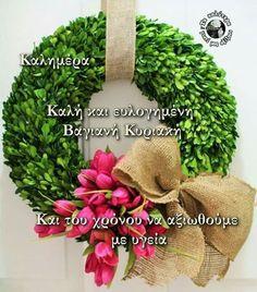 Grapevine Wreath, Grape Vines, Easter, Wreaths, Home Decor, Instagram, Garlands, Homemade Home Decor, Decoration Home