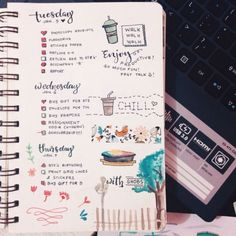 Что такое Bullet Journal? | ElleGirl