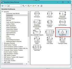 PID controller design using MATLAB Simulink with how to set parameters of PID with an examlple and step by step guide in simulink Pid Controller, Control Engineering, Math Tables, Block Diagram, Circuit Diagram, Easy Workouts, Men Fashion, Black Men, Moda Masculina