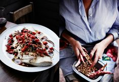 life + colour: #food #photography #styling by Sharyn Cairns.