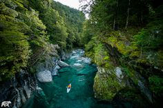 chrisburkard:  The crystal clear waters of New Zealand. Anyone know where this is?www.chrisburkard.com