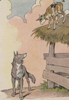 L'agnello e il lupo