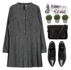 """Paletto shop 19"" by mihreta-m ❤ liked on Polyvore featuring AllSaints, The Cambridge Satchel Company, women's clothing, women's fashion, women, female, woman, misses and juniors"