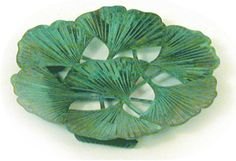 Interior Accessories - Ginkgo Leaf Plate, Small