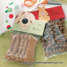 How to make your own easy homemade dog treats
