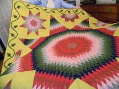Holmes Family Quilts: Part 1