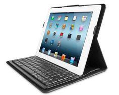 iLuv Executive Folio Cover with Bluetooth Keyboard for iPad 4 Ipad 4, Ipad Mini, Ipad Case, Verizon Wireless, Bluetooth Keyboard, Computer Accessories, Back To School, Smartphone, Gadgets