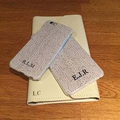 Thank you so much to @initialdesignbykate for our personalised phone covers :hearts: head over to her page to look at her great range! #personalised #leather #makeup #holiday #mint #travel #fashion #blogger #fashion #personalisedphonecover