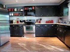 before after diy kitchen - Google Search