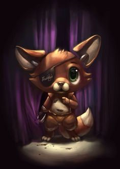 Cute Foxy(Five Nights at Freddy's)
