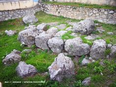 Mycenaean, Acropolis, Fortification, Stepping Stones, Greece, Outdoor Decor, Greece Country, Stair Risers